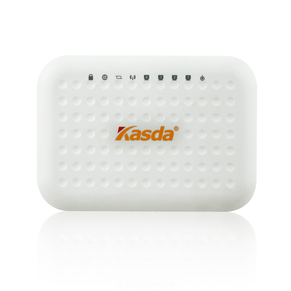 KASDA Wireless 4 Ports ADSL2+ Modem Router 150Mbps with Built-in 1T1R Antenna KW58193A<br><br>Aliexpress
