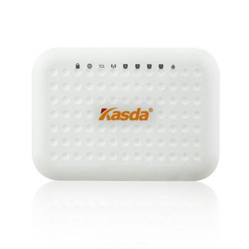 Kasda KW58193BUS Wireless N 150Mbps High-speed 4 Ethernet Ports DSL Modem WiFi Router Support IPv6 TR-069 Built-in Antennas