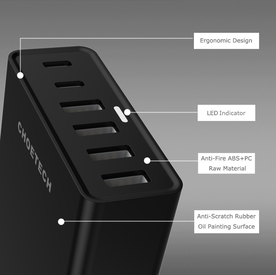 usb type c charger 5