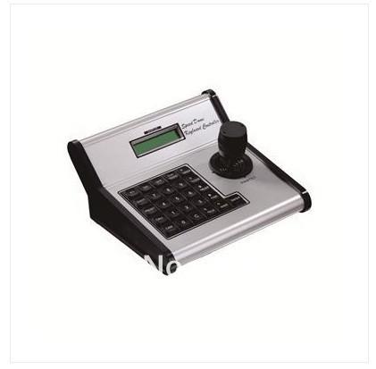 New 3D Elegant joystick Keyboard Controller AT525 RS485 for CCTV Security Camera PTZ