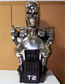 Orgrimmar OGRM 1 1 Resin Terminator T2 T800 bust figure statue skeleton in stock now T2