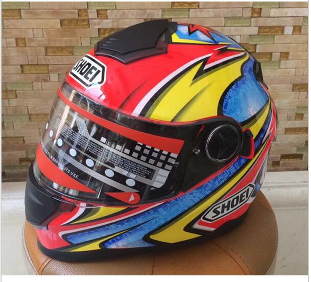 Free shipping Hot sale 2016 SHOEI X12 motorcycle helmet full helmet Motorcycle Helmet ATV helmet Safety dual lens(China (Mainland))