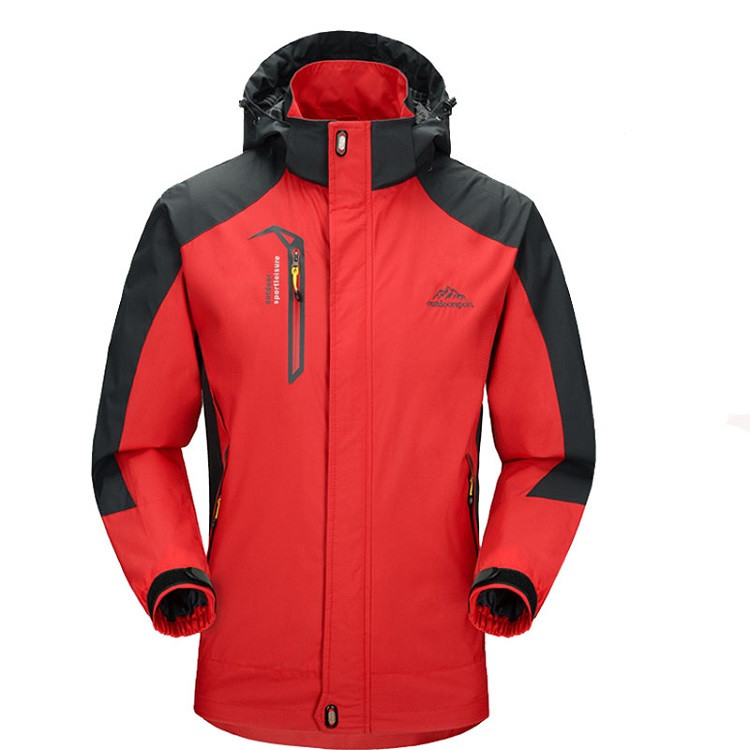 Новинка 2018 весна осень Мужская Флисовая Куртка для пешего туризма мужская куртка z1
