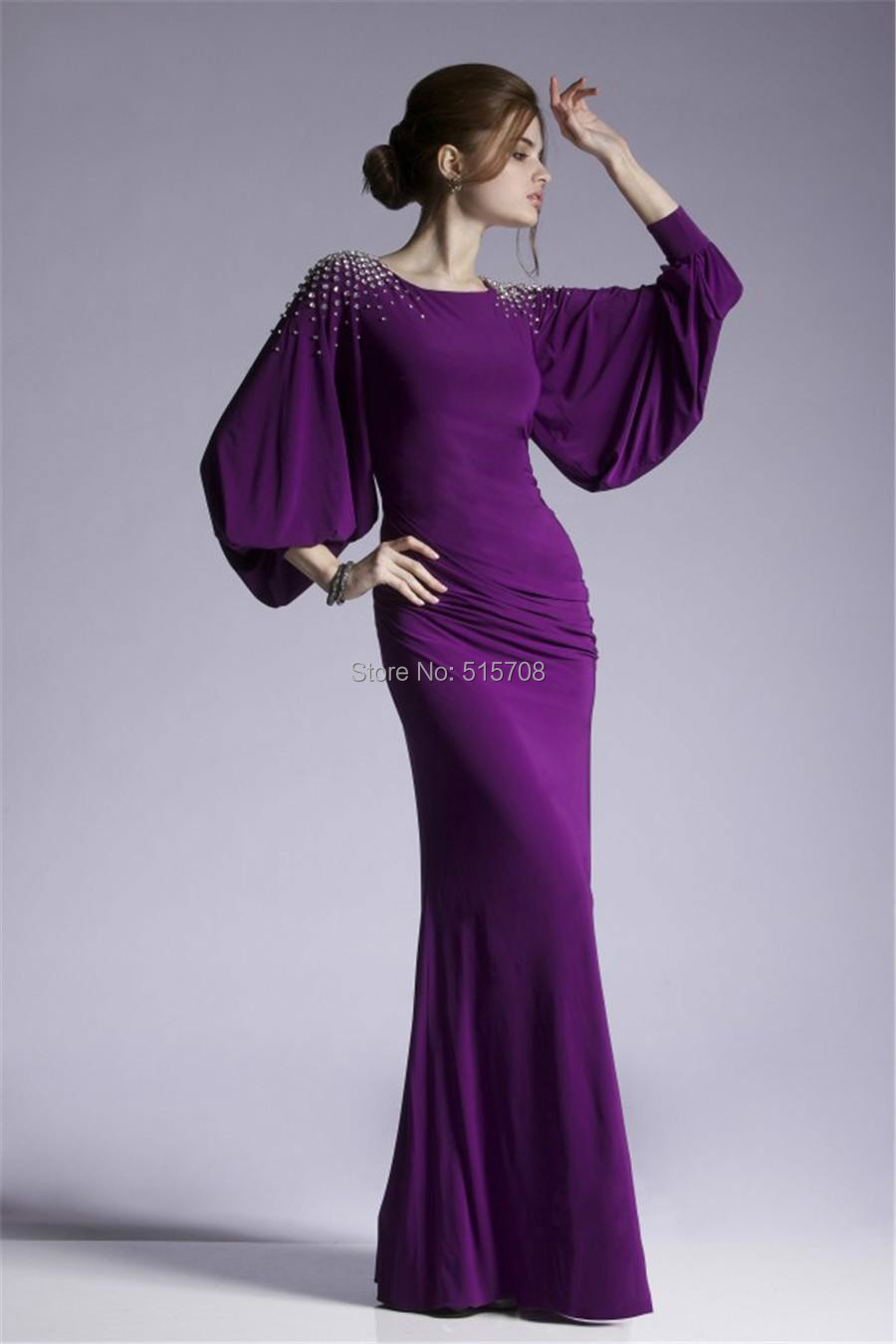 Кавказские платья вечерние