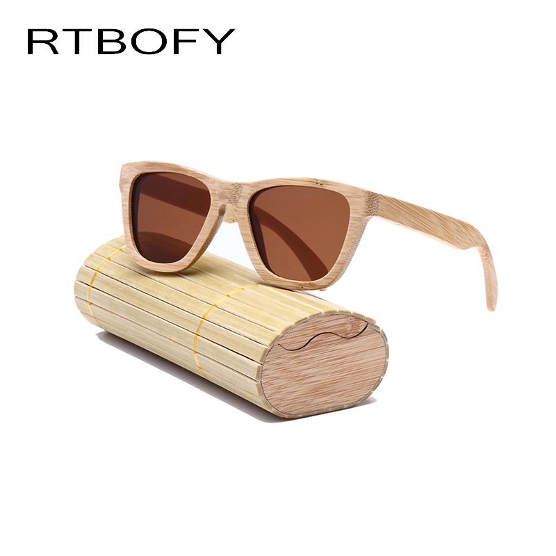 2017 New Fashion Wood Sunglasses Men Women Wooden Sun Glass Bamboo sunglasses bamboo Eyewear Wood Glasses made in China(China (Mainland))