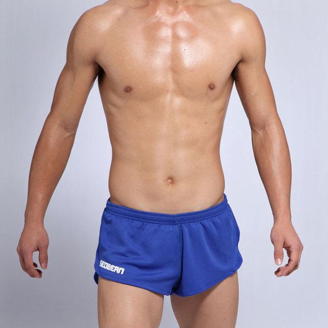 Шорты горячая 2015 лето мужчины марка тренировки бермудыюбкибелье Masculina мужчины ...