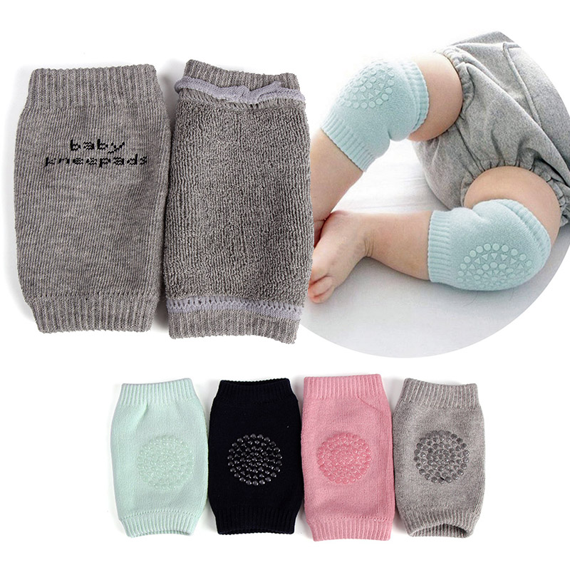 Baby Knee Pads Protector Kids Safety Crawling Elbow and Knee Protective for Infants Toddlers zl051