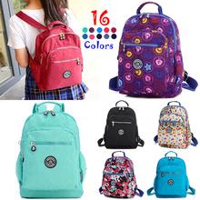 Limited 2016 JINQIAOER Brand Fashion Women Backpack Soft Waterproof Nylon Kip Style Quality Bagpack Camouflage School Bags(China (Mainland))