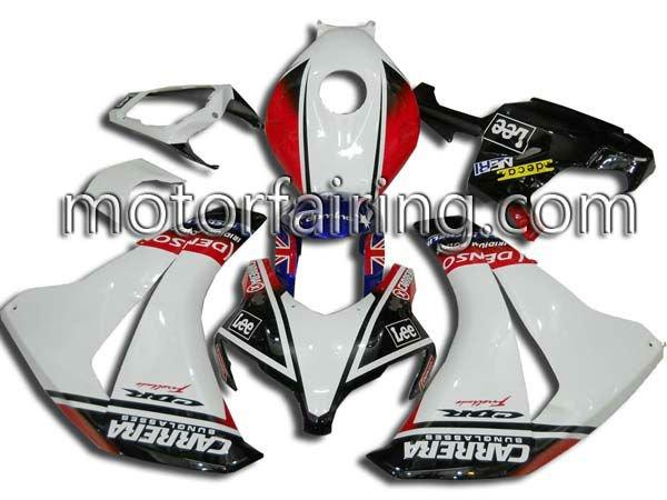 Motorcycle bodywork fairing,spare parts for Hoda CBR1000 08-11 body fairing kit 2011 CBR1000 RR injection(China (Mainland))