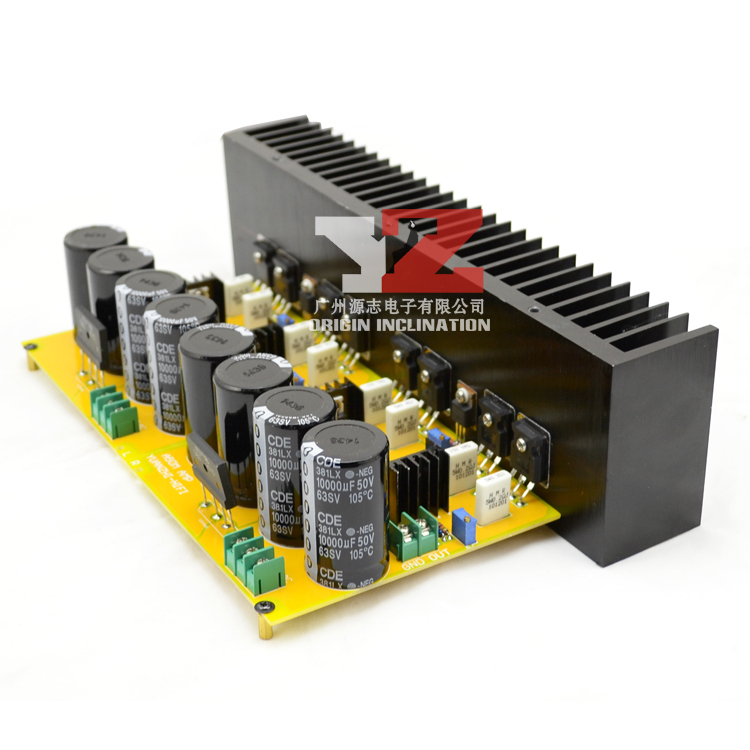 A50M power amplifier kit designed for Class A fever FET amplifier board design(China (Mainland))