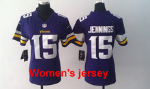 A+++ Women ladies all Minnesota Vikings ladies 5 Teddy Bridgewater 28 Adrian Peterson 84 Cordarrelle Patterson,camouflage(China (Mainland))