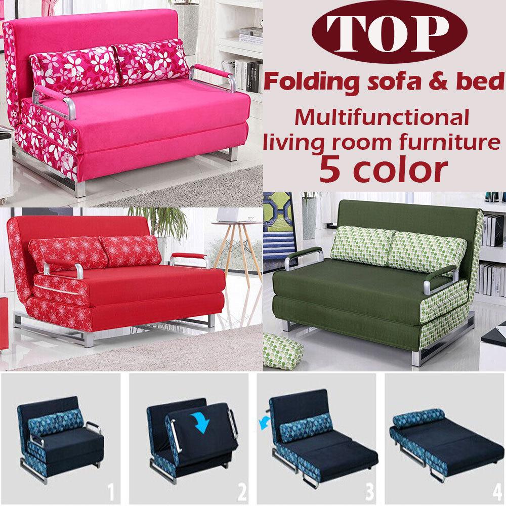 Comprar 100 de algod n sof cama alta for Cuanto sale un sofa cama
