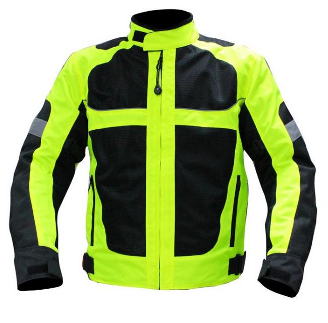 Motorcycle racing jackets men O-neck jaqueta motorbike motos motociclismo chaqueta moto mesh breathable reflecive black M~XXXL(China (Mainland))