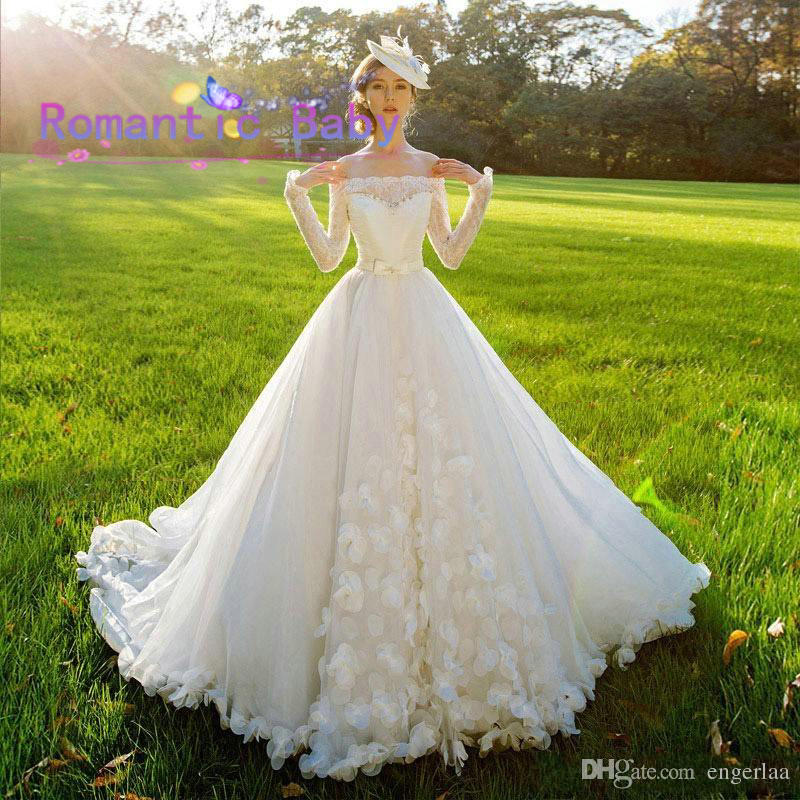 2015 wedding dresses vintage summer garden key hole back for Vintage summer wedding dresses