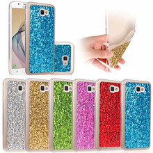 Buy Bling TPU Cover Samsung Galaxy J5 J7 Prime Case Hot Sparkling Women Housing Soft Shining Phone Cases for $2.99 in AliExpress store