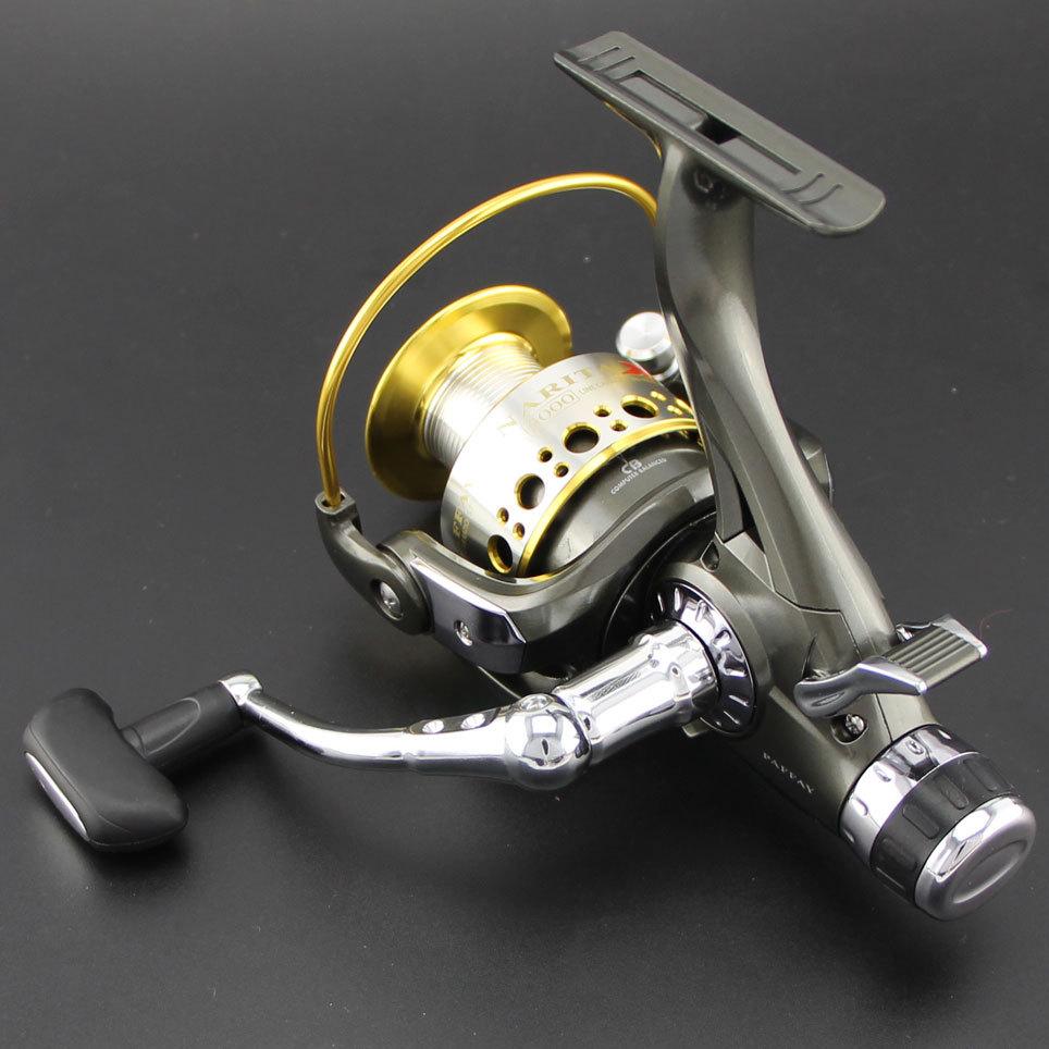 Superior metal 9 1bb carp spinning reel bait runner for Garcia fishing reels