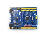 STM32 NUCLEO XNUCLEO-F302R8 Pack A STM32 STM32F302R8T6 Development Board  + 14 Sensors + ST LINK Module + Shield