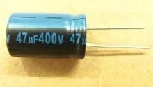 20PCS 47UF 400V 16X25 Aluminum Electrolytic Capacitor(China (Mainland))