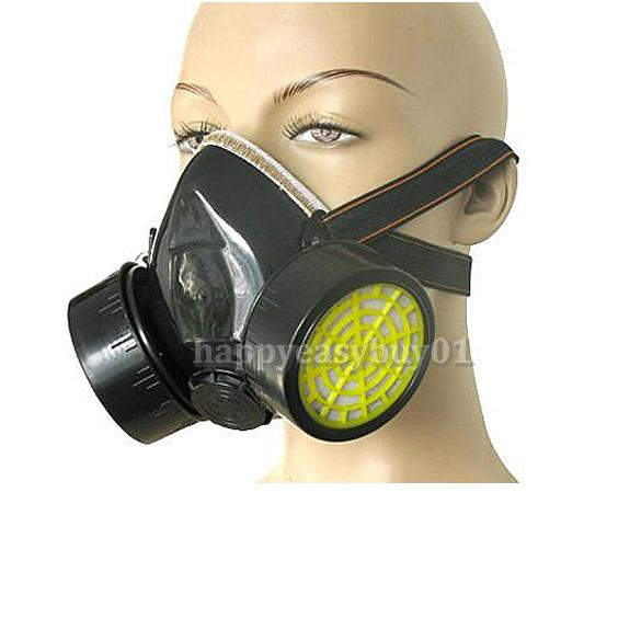 NEW Anti Dust Paint Respirator Mask Chemical Gas I H1E1(China (Mainland))