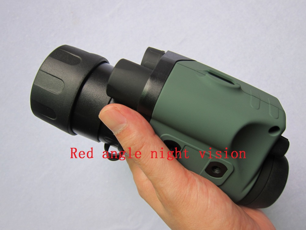 professional digital infrared monocular night vision , color , can reach Gen 2 level , Day / night vision device for hunting(China (Mainland))