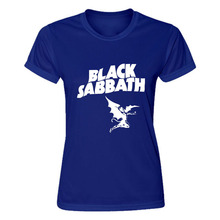 2015 New Arrival Black Sabbath Women T Shirt Casual and Cotton Short Sleeve Lady T shirts