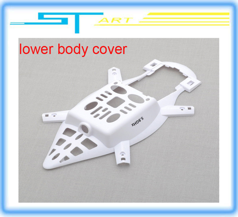 2014 best selling Walkera RC helicopter quadcopter Spare Parts Lower body cover (FPV) free shipping supernova sale(Hong Kong)