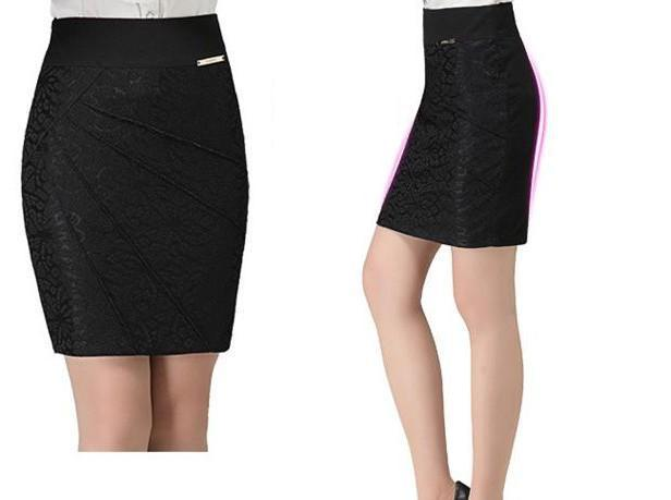 lace pencil skirt new fashion 2015 bandage work