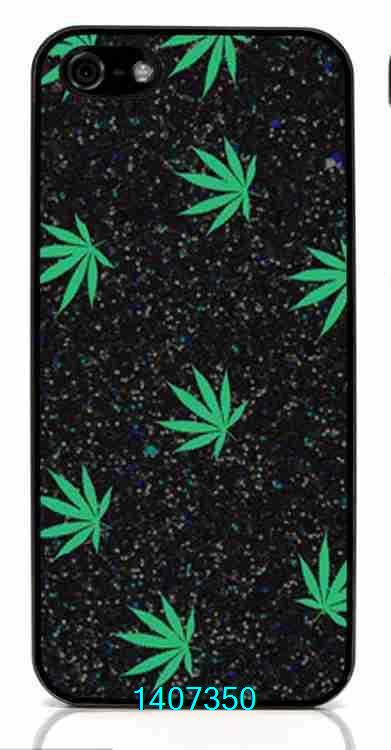 JiaHH New Case iphone 4 4s 5 5s 5c mobile phone Hard Plastic Back Cover designed weed hipter - Trading (HK store Co.,Ltd)