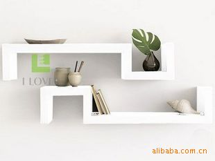 2015 factory direct promotional special S-type shelf Cheap glove S-shaped wooden wall shelf<br><br>Aliexpress