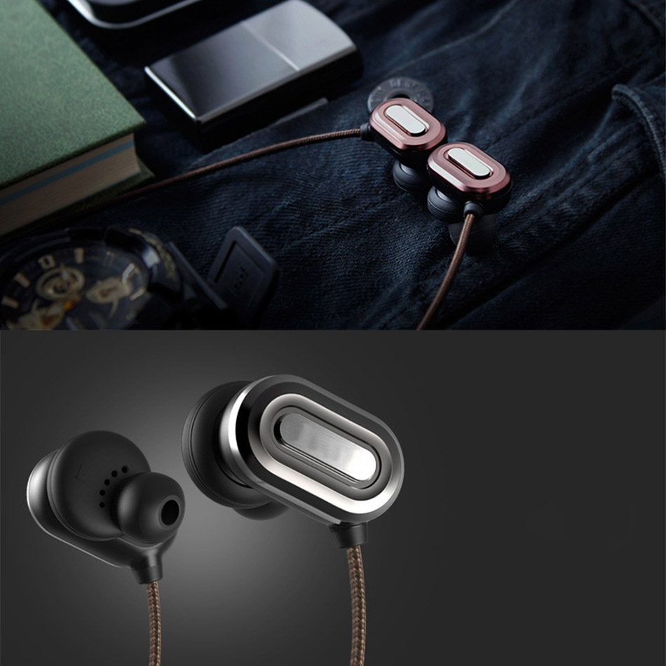 TTLIFE Wireless Bluetooth 4.1 Earphone Noise Cancelling Stereo Headphone Sports Sweatproof Earbuds with Mic for Phones