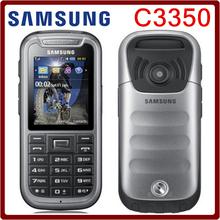 C3350 Original Unlocked Samsung C3350 2.2 Inches GPS GSM Cheap Refurbished Mobile Phone Free Shipping(China (Mainland))
