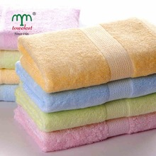 New 2016 brand towel--6pc bamboo hand towel for adult towels bathroom toalha de size 34*75cm absorbent face washer(China (Mainland))