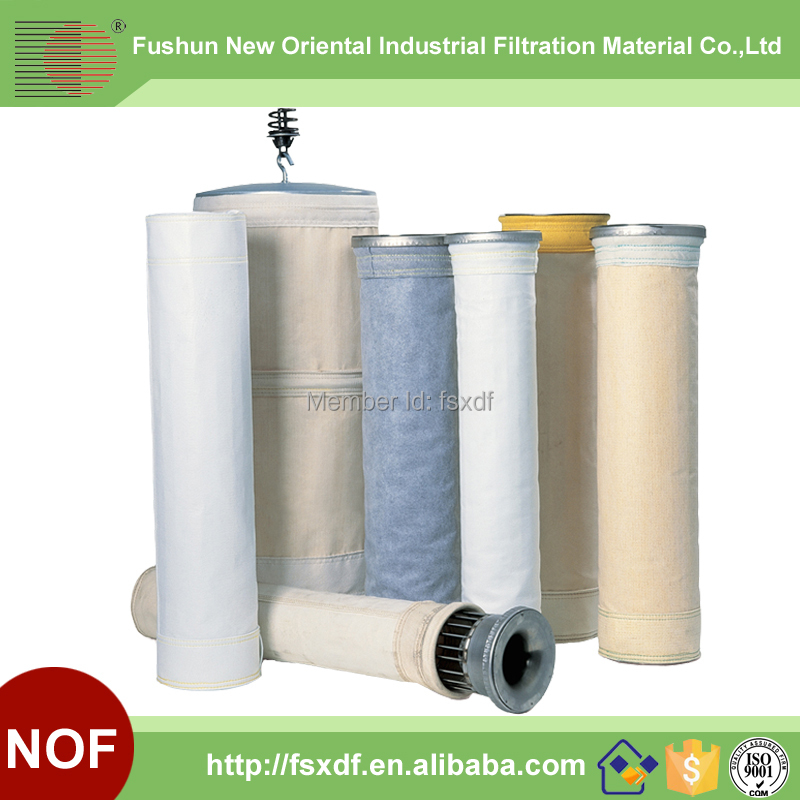High quanlity Pulse jet bag/Dust collector filter bag(China (Mainland))