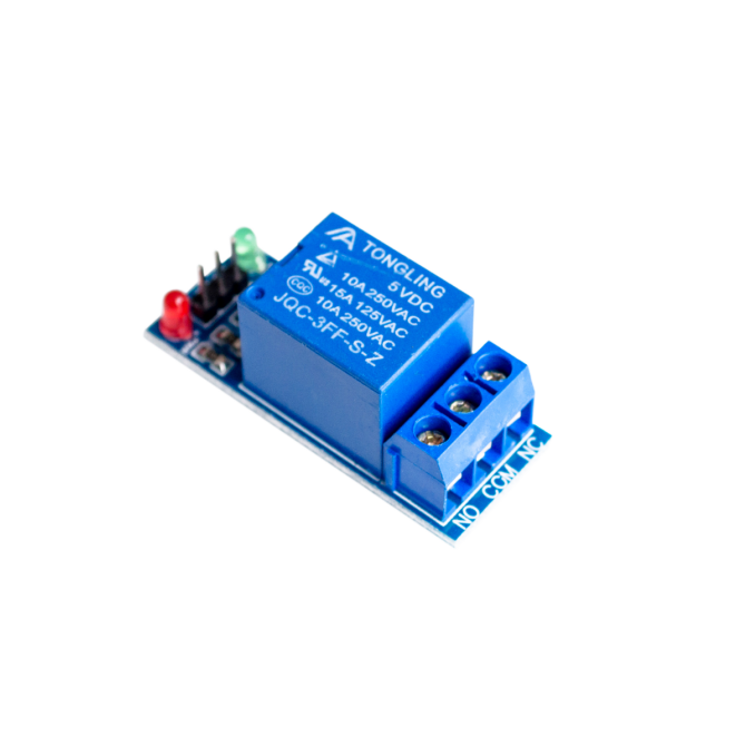 5V Relay Module 1 Channel Low level SCM Household Appliance Control Arduino - A+A+A+ store