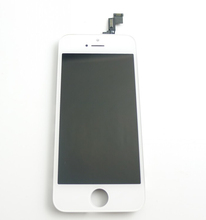 Black White Display For iPhone 5s LCD Digitizer Touch Screen Replacement For LCD iPhone 5s Assembly Mobile Phone Parts
