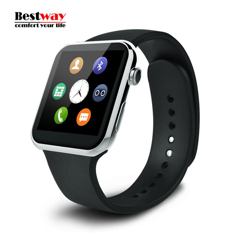 2016 New Smartwatch A9 Bluetooth font b Smart b font font b Watch b font for