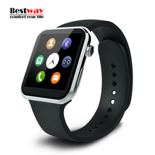 2016 New Smartwatch A9 Bluetooth Smart Watch for Apple IPhone & Samsung Android Phone Relogio Inteligente Reloj Smartphone Watch
