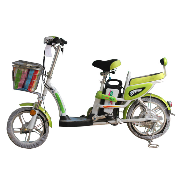 Green Xuehu double standard lithium electric bike low sales type lithium battery electric bicycle