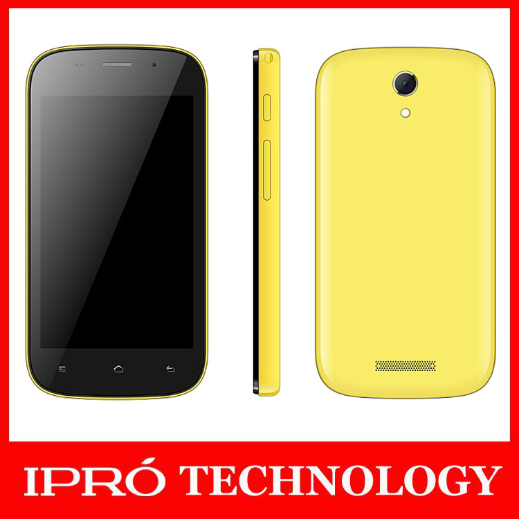 PROMOTION Android smart phones iPro Trans III 4 inch UNLOCKED Celular 2G GSM Full band/ 3G WCDMA 850/1900mhz Analog TV support(China (Mainland))