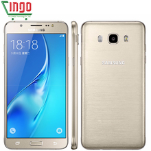 "Buy Original Samsung Galaxy J5, 2016 CELL Phone 16GB ROM 2GB RAM 5.2"" inch Screen Quad Core Snapdragon Dual Sim FDD LTE Smartphone for $148.60 in AliExpress store"