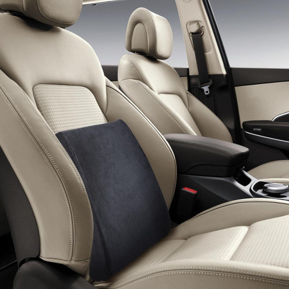 Compra lumbar coj n para el coche online al por mayor de china mayoristas de lumbar coj n para - Cojin lumbar para silla de oficina ...