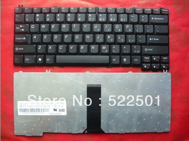 Original US for IBM lenovo 3000 F41 F31 C460 Y430 Y330 N200 N500 N100 C100 Y510 V450 V550 V350 G450 G430 G530 laptop keyboard