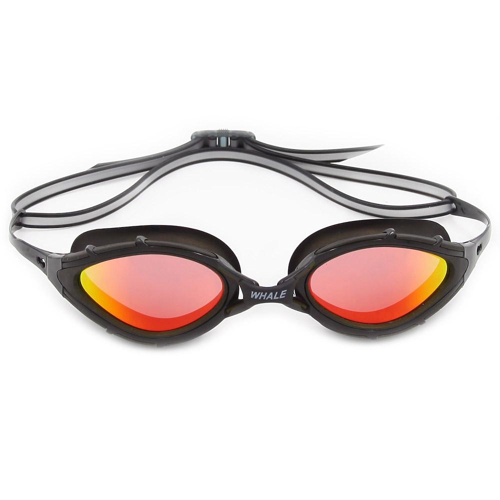 Brand New Polarized Swim Goggles Swimming Glasses Anti-Fog UV men women Sport Waterproof Silicone Mirrored(China (Mainland))