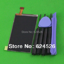 free shipping top quality LCD Screen Display Replacement For NOKIA 5230 5233 5800 XM N97 Mini C5-03 C6 X6 with tools(China (Mainland))