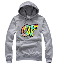 2016 New Fashion Men Odd future Hoodies Skateboard Men Sweatshirt odd-future Shits Golf Wang 12 Colors Casual Pullover Coat(China (Mainland))