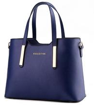 2015 new design high quality PU women satchel handbag fashion vintage casual versatile lady crossbody bag solid bolsa feminina