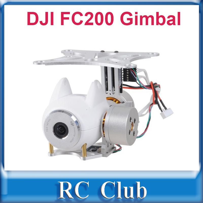 DJI Phantom 2 Vision Quadcopter FC200 Special 2-axis Brushless Gimbal Set w/Motors &amp; Gimbal Controller<br><br>Aliexpress