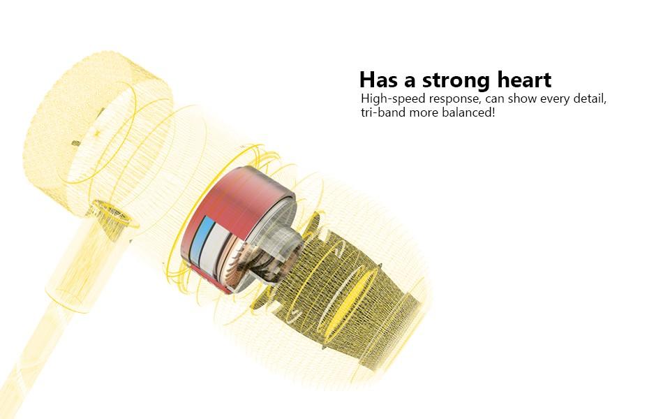 QKZ X5 Earphone 100% Original Metal In-Ear Earphones Bass Headset Audifonos Music Earphone Fone De Ouvido HIFI Super Bass