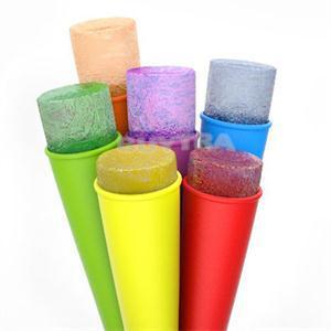 Гаджет  2014 New Household Ice Pop Maker Silicone Ice CPop Mold Mould Ice Cream Tools None Дом и Сад