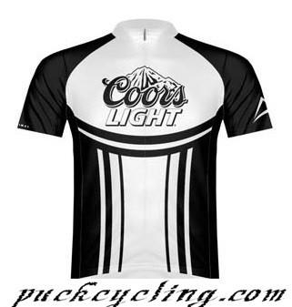 Coors Light Cycling Jersey,bicycle sports man Bike Riding Shirts,ciclism short sleeve cycling jersey(China (Mainland))